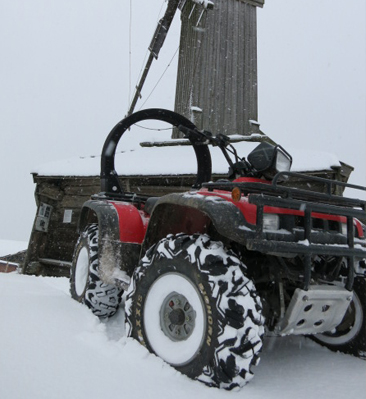 ATV Lifeguard - ATV LifeGuard® makes its European debut in Sweden.