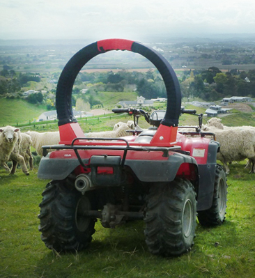ATV Lifeguard - School focuses on quad bike safety