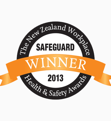 ATV Lifeguard - LifeGuard® wins excellence in Health & Safety