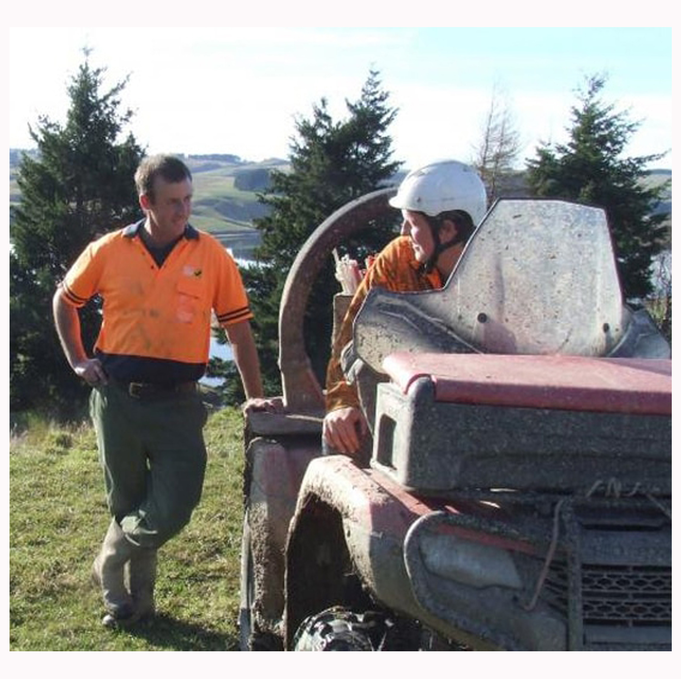 ATV Lifeguard - Play It Safe campaign - Landcorp Farming NZ