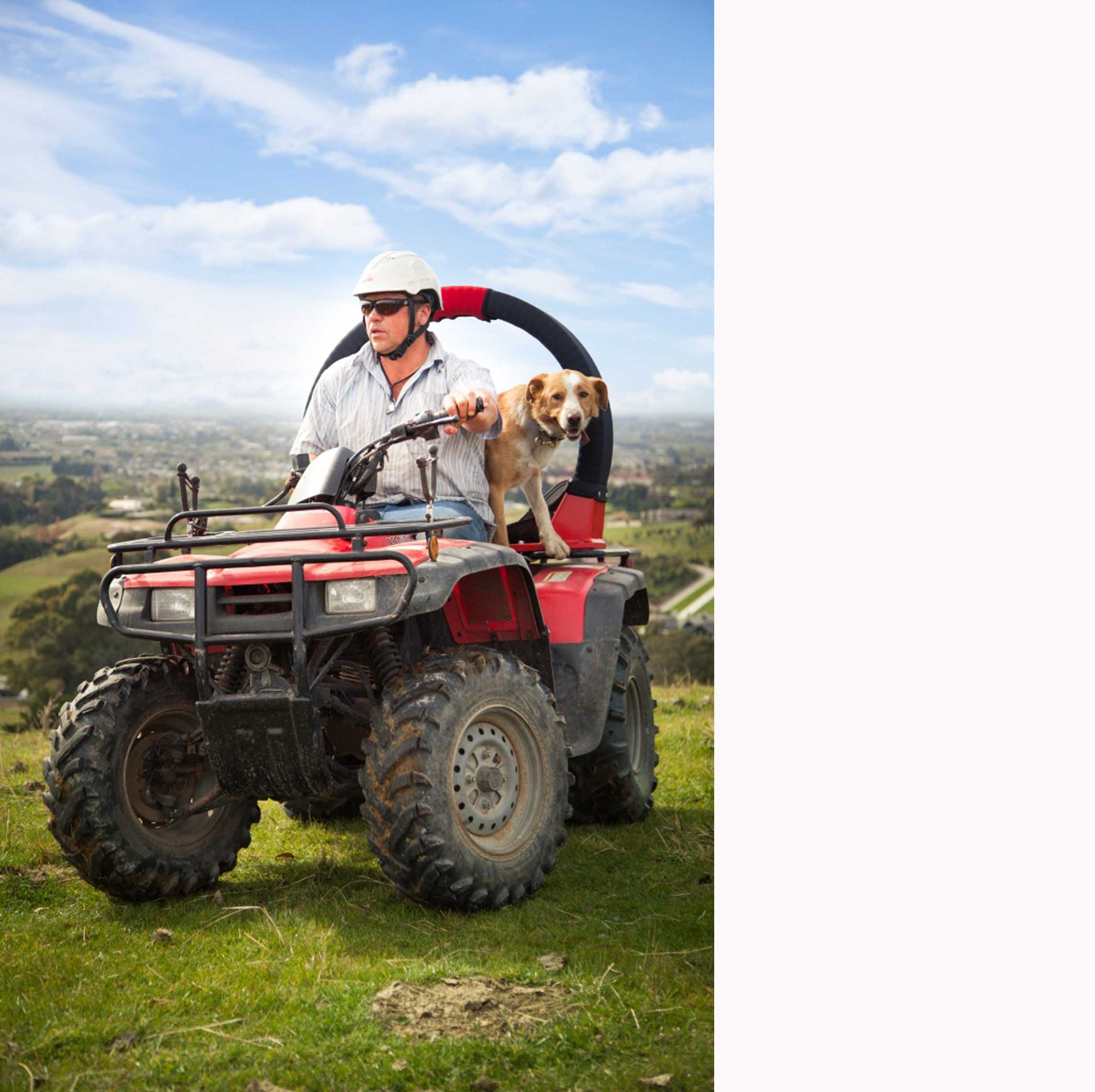 ATV Lifeguard - WorkSafe strongly recommends CPD's on quads