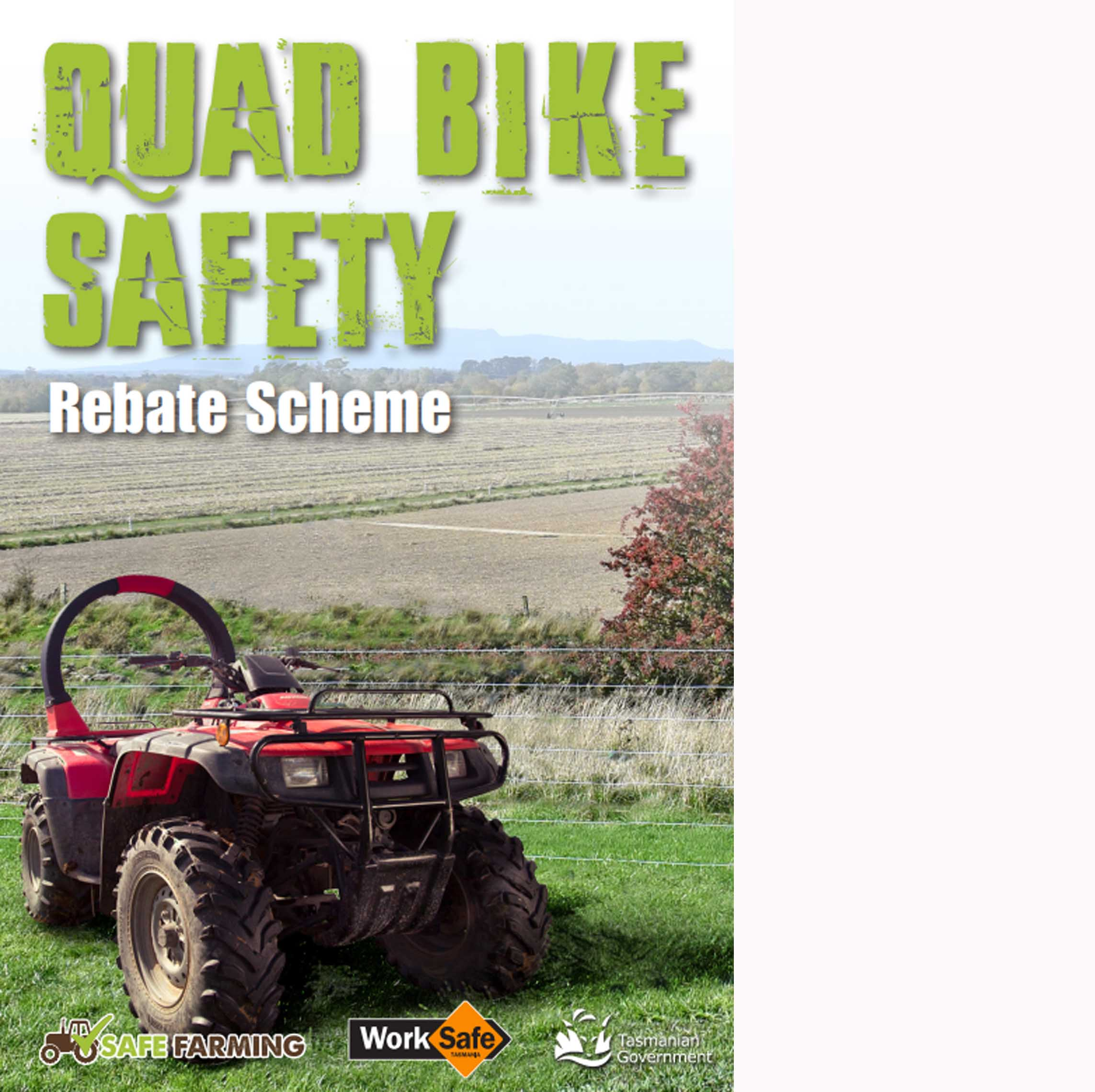 ATV Lifeguard - Worksafe Tasmania Rebate Scheme