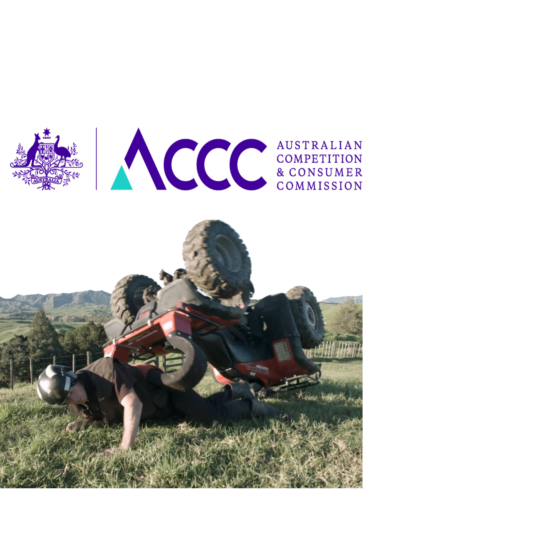 ATV Lifeguard - ACCC welcomes new quad bike safety standard